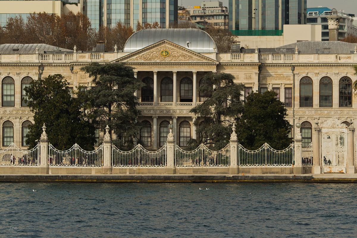 Гаремлик Дворца Долмабахче
