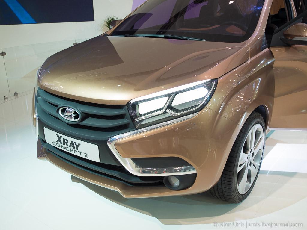 Выставка Мир Автомобиля 2015
