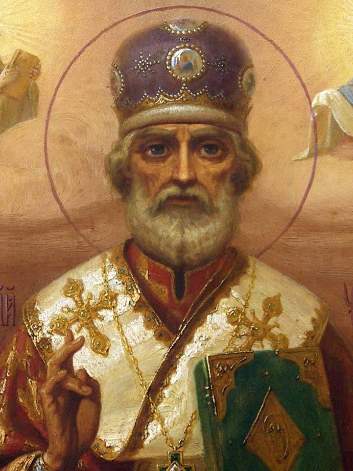 Святитель Николай Мирликийский, чудотворец, архиепископ22 мая – Перенесение мощей святителя и чудотворца из Мир Ликийских в Бар