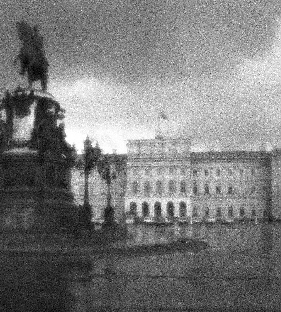 1970-е. Мариинская площадь