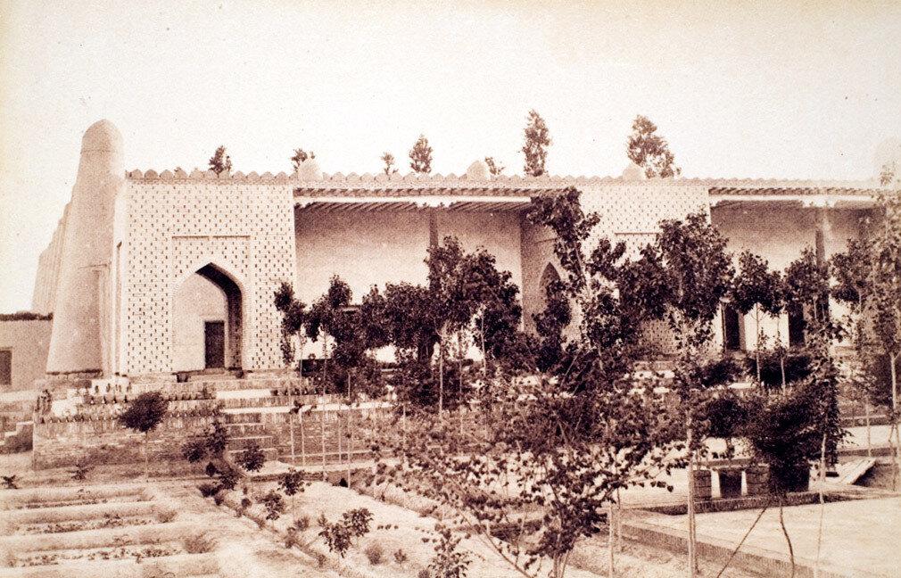 76. Хива. Новый дворец правителя