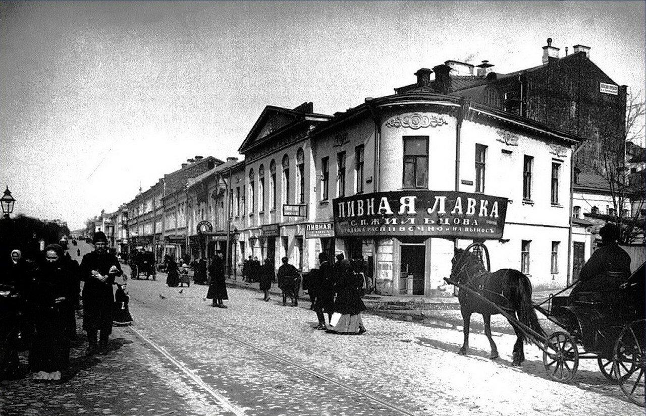 456. Район Смоленского рынка