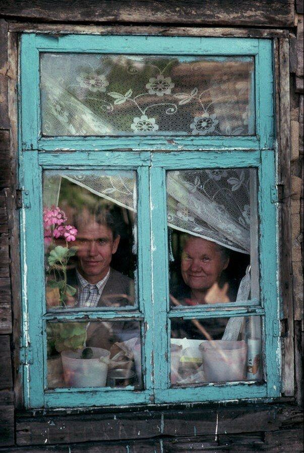 1991. Сибирь