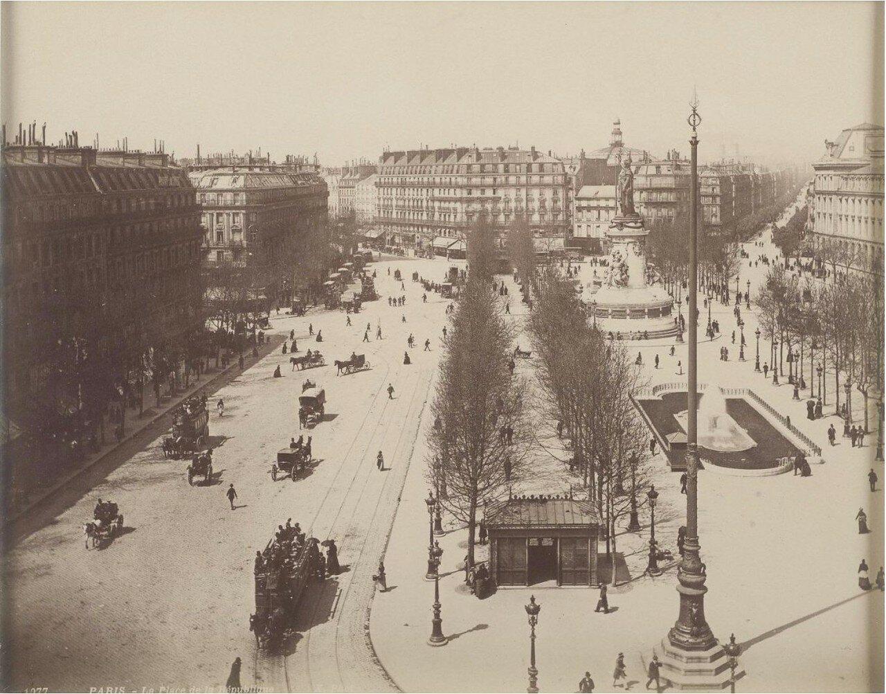 1875. Площадь Республики