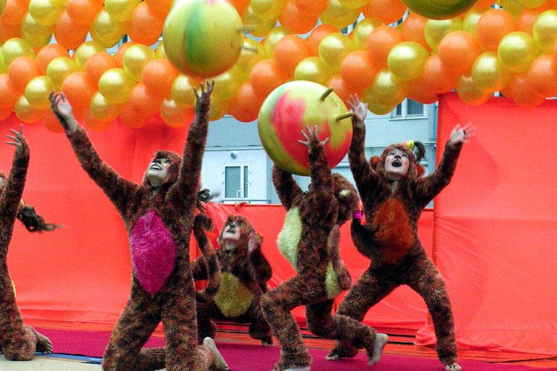 Рыжий фестиваль