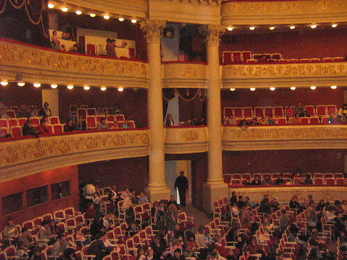 городского театра в России