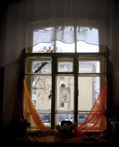 Waldorf window