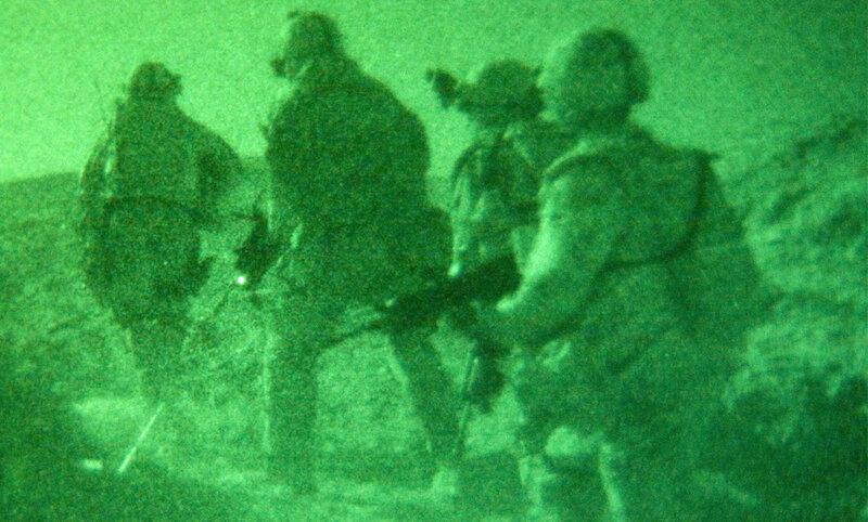 В Афганистане с ISAF