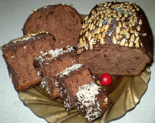 Шоколадный ёжик