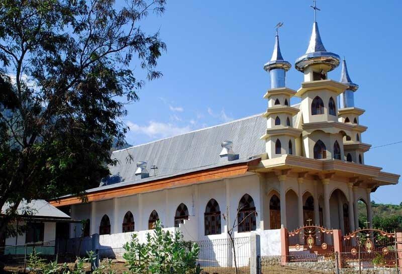 Церкви Ларантуки