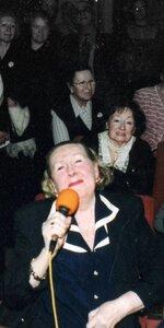 Последнее выступление Капиталины Лазаренко