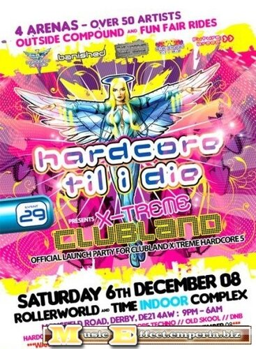 Live at HTID Event 29 X-Treme Clubland