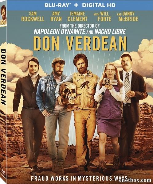 Дон Верден / Don Verdean (2015/BDRip/HDRip)