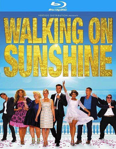 Прогулка по солнечному свету / Walking on Sunshine (2014) BDRip 720p + HDRip + WEB-DL 720p + WEB-DLRip