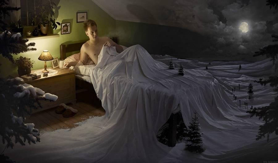 Фантазии шведского фотографа Эрика Йоханссона 0 146ab7 e206579f orig