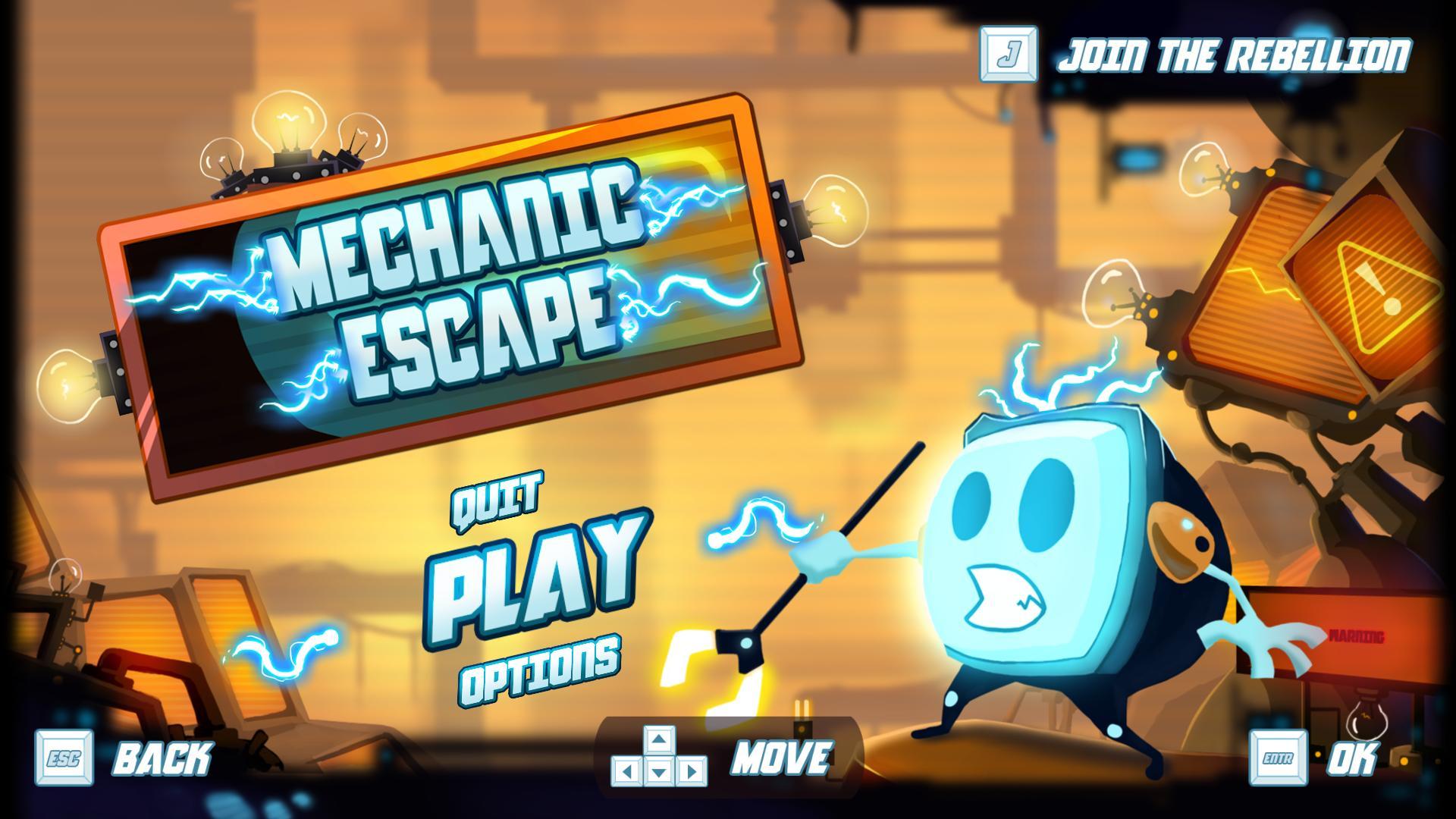 Mechanic Escape (EN)