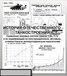 Книга История отечественного танкостроения
