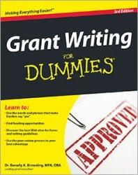 Книга Grant Writing For Dummies