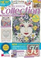 Cross Stitch Collection №220 март 2013