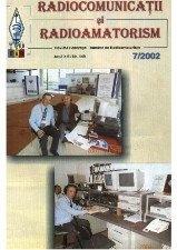 Radiocomunicatii si radioamatorism № 7, 2002