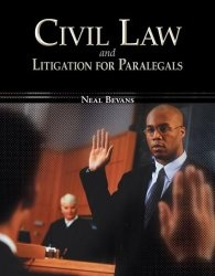 Книга Civil Law & Litigation for Paralegals (Mcgraw- Hill Business Careers Paralegal Titles)