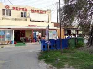 Сидари (Sidari) -  деревня