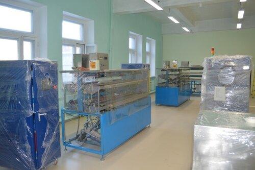 завод ОКСИД, Новосибирск