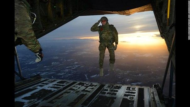 Военные фото сделанные в нужный момент
