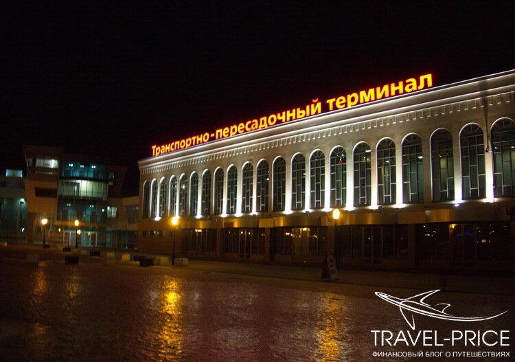 вокзал в Казани