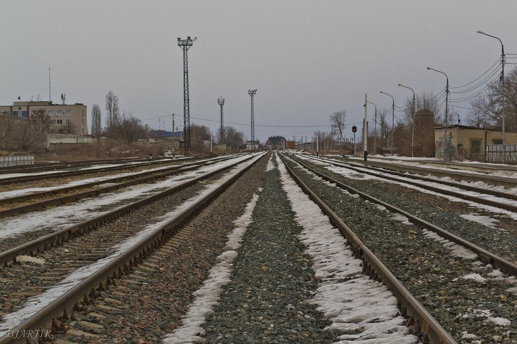 Вокзал, жд станция