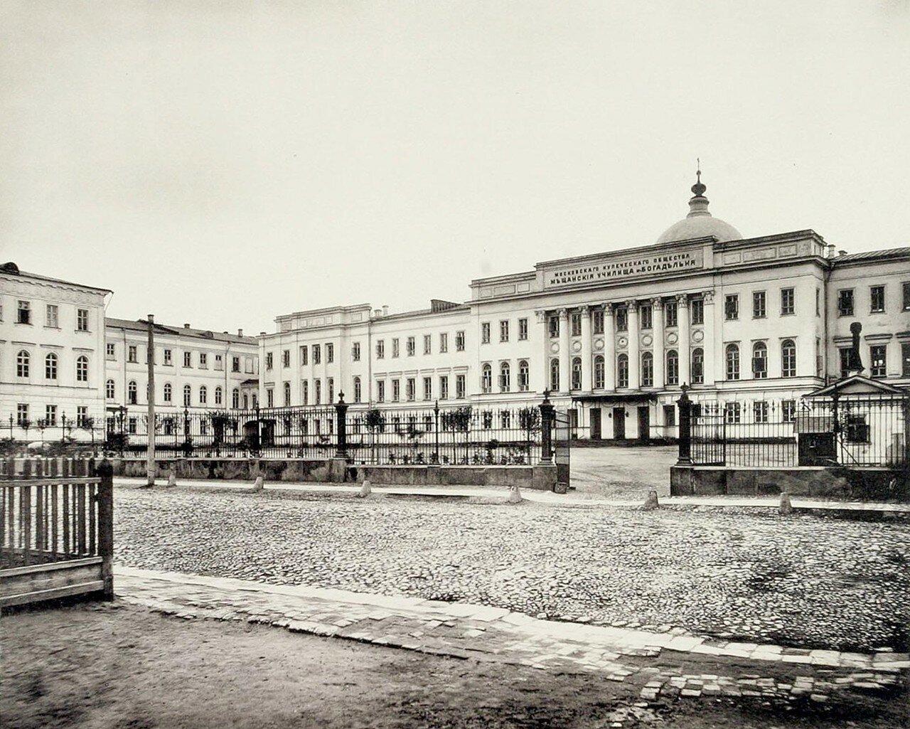 343. Мещанские училища на Калужской площади