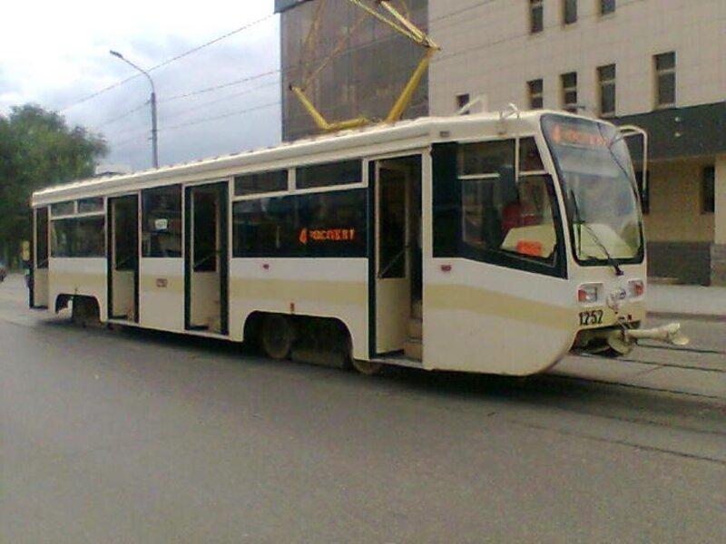 1 ноября в Ульяновске будет запущен новый трамвайный маршрут.  В городе появится трамвай 4Р, курсирующий от остановки...