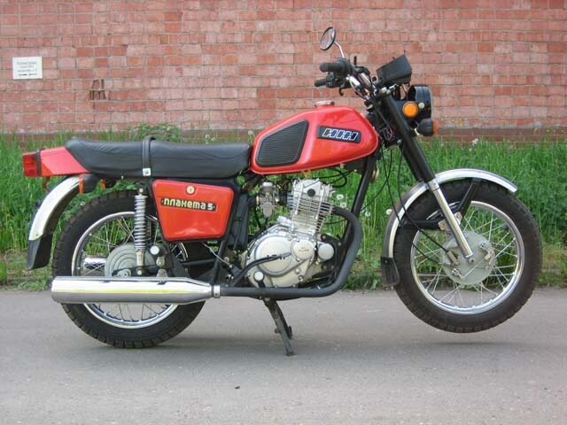 Технические характеристики ИЖ 5.103 Планета - 7 Дорожный мотоцикл ИЖ-ПЛАНЕТА 7 (ИЖ 5.103) Тип двигателя 4-х тактный...