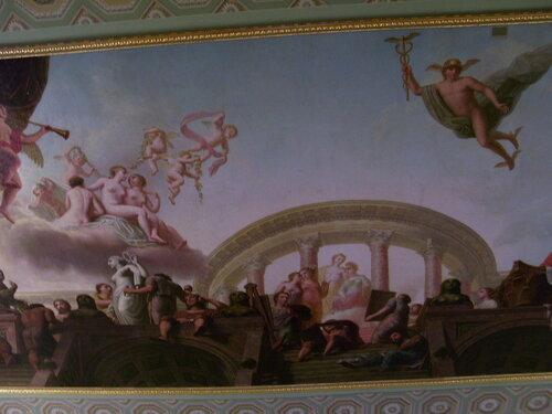Плафоны (потолки)