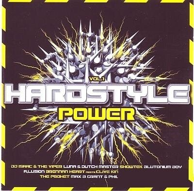 Hardstyle Power Vol 1 (2CD) 2009