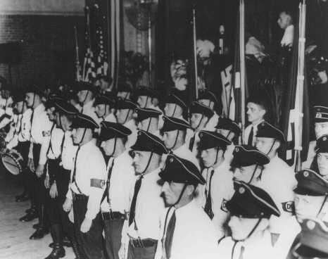 Висконсин. 1937 год.