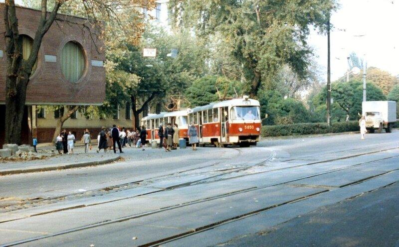 Киев и трамваи