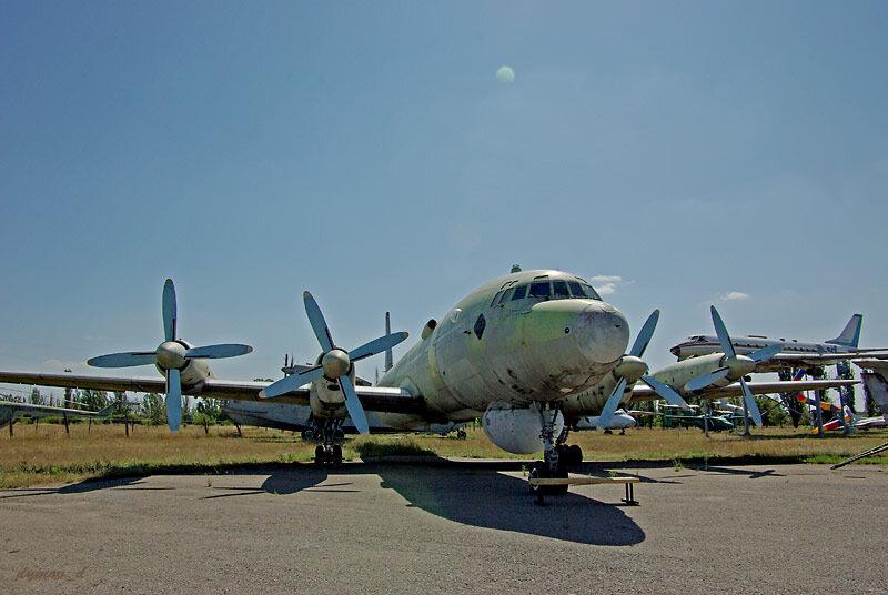 Луганский Авиационно-технический Музей