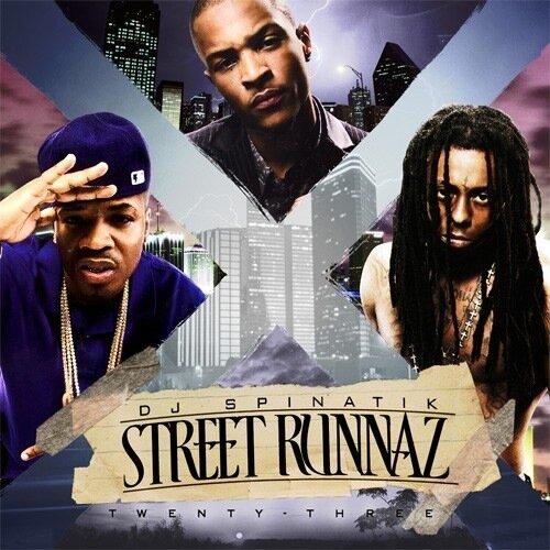 VA - DJ Spinatik - Street Runnaz 23 (2008)