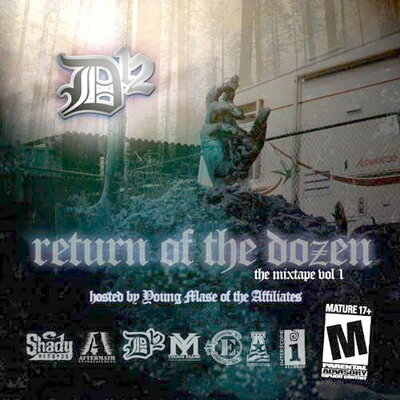 D12 - Return Of The Dozen Vol. 1 (Mixtape)
