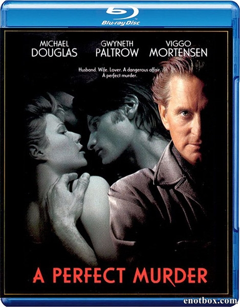 Идеальное убийство / A Perfect Murder (1998/BDRip/HDRip)