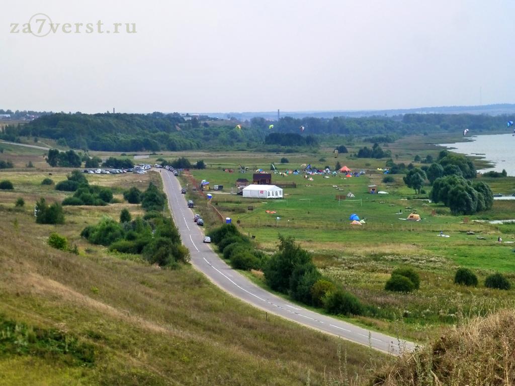 Дорога к синему камню из Переславля