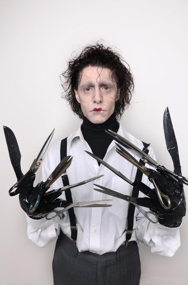 эдвард руки ножниц картинки этот