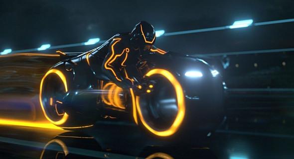 Электрический мотоцикл из фильма «Трон: Наследие» продадут на аукционе