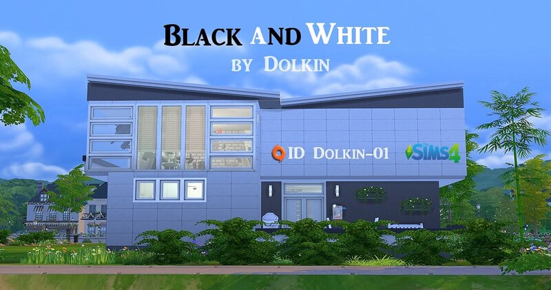 Black and White by Dolkin