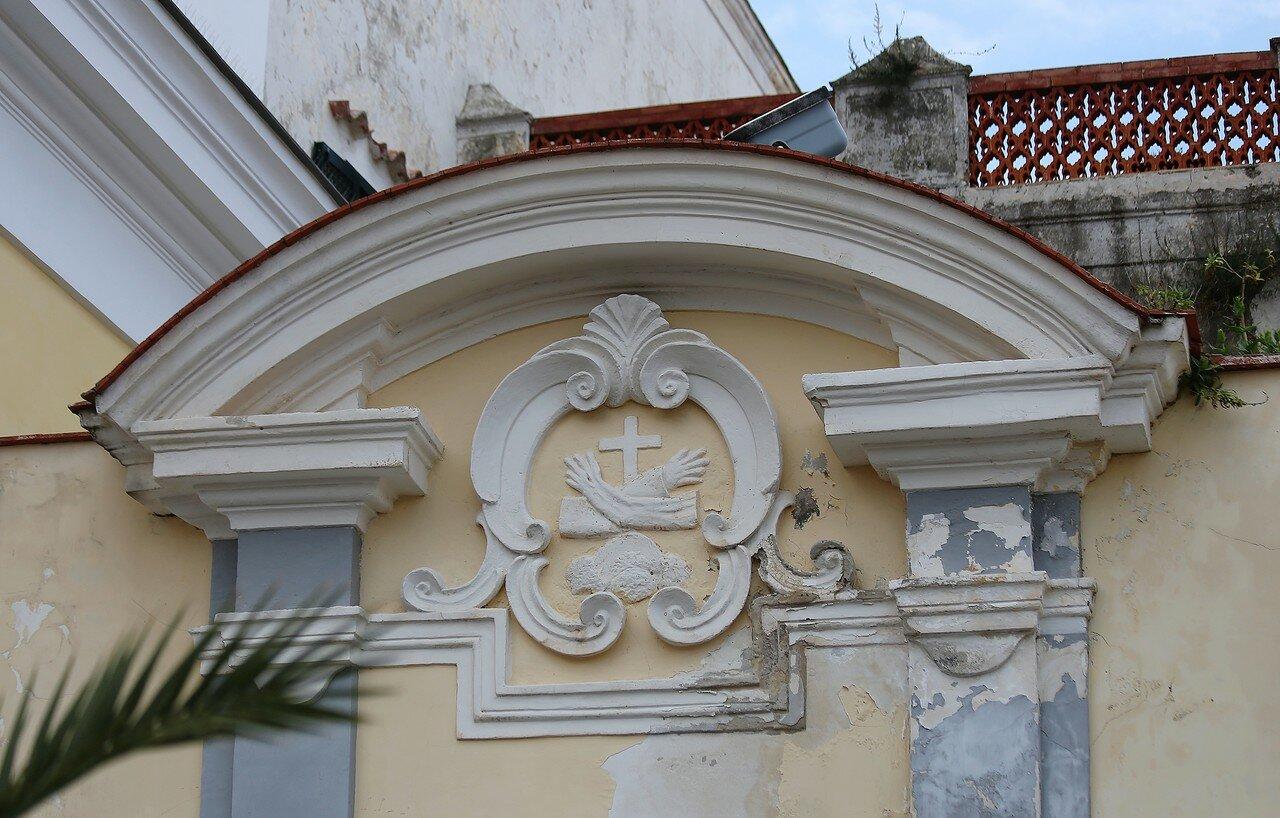 Искья-Порто. Церковь Сант-Антонио (Chiesa di Sant'Antonio)
