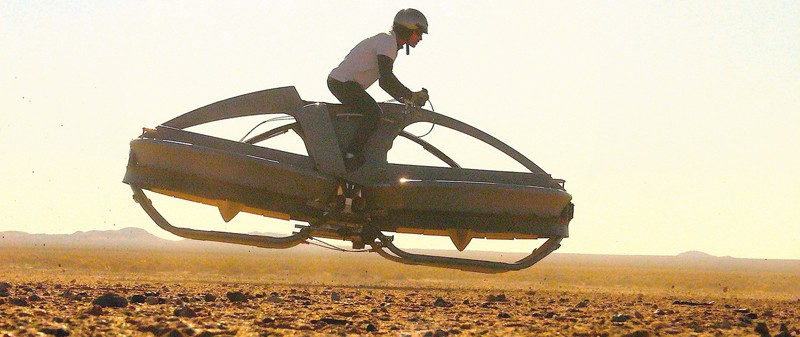Байк Aero-X круче квадроциклов и скутера-внедорожника — с ним вообще не важно, дорога под вами, или