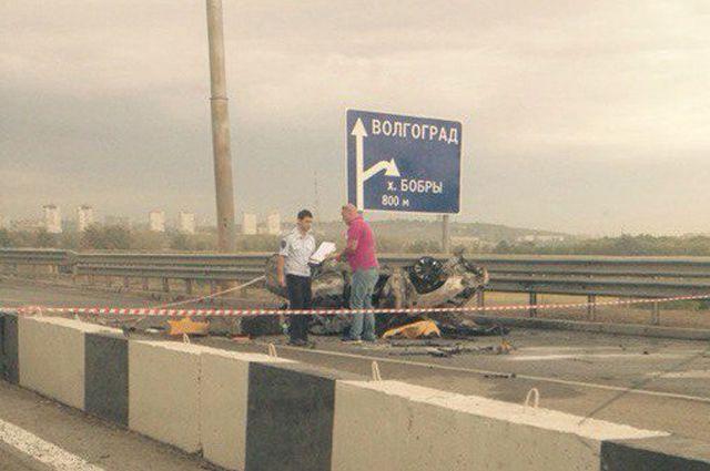 На «танцующем» мосту после ДТП зажегся «Opel»: шофёр умер