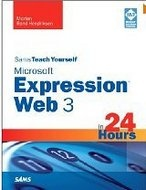 Книга Sams Teach Yourself Microsoft Expression Web 3 in 24 Hours