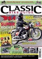 Classic Bike Guide №3 (март), 2013 / UK